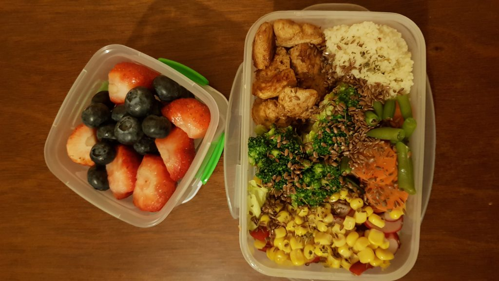 Uczelniany lunch box